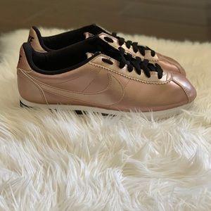 Nike Retro Rose Gold Sneakers